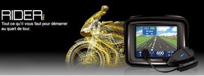 TomTom Raider il dispositivo per veri motociclisti