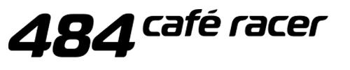 484 cafe racer nero