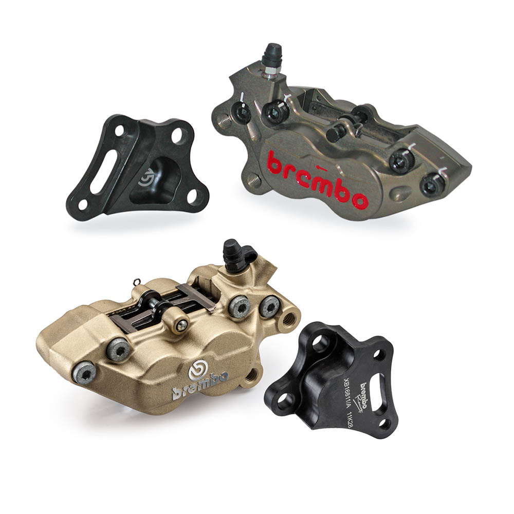 BREMBO RACING KIT KAWASAKI 300/250 120B76520/120B76620