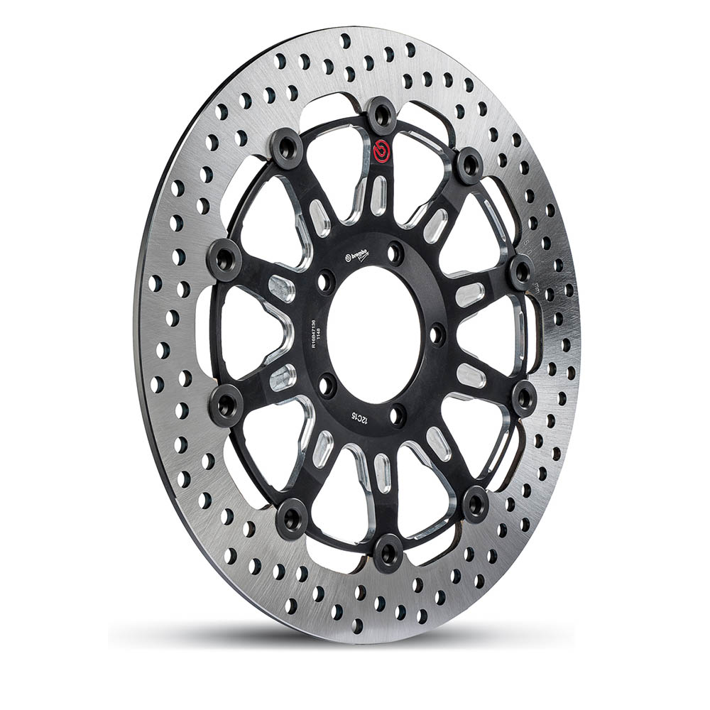 BREMBO CAFE' RACER DISCO THE GROOVE