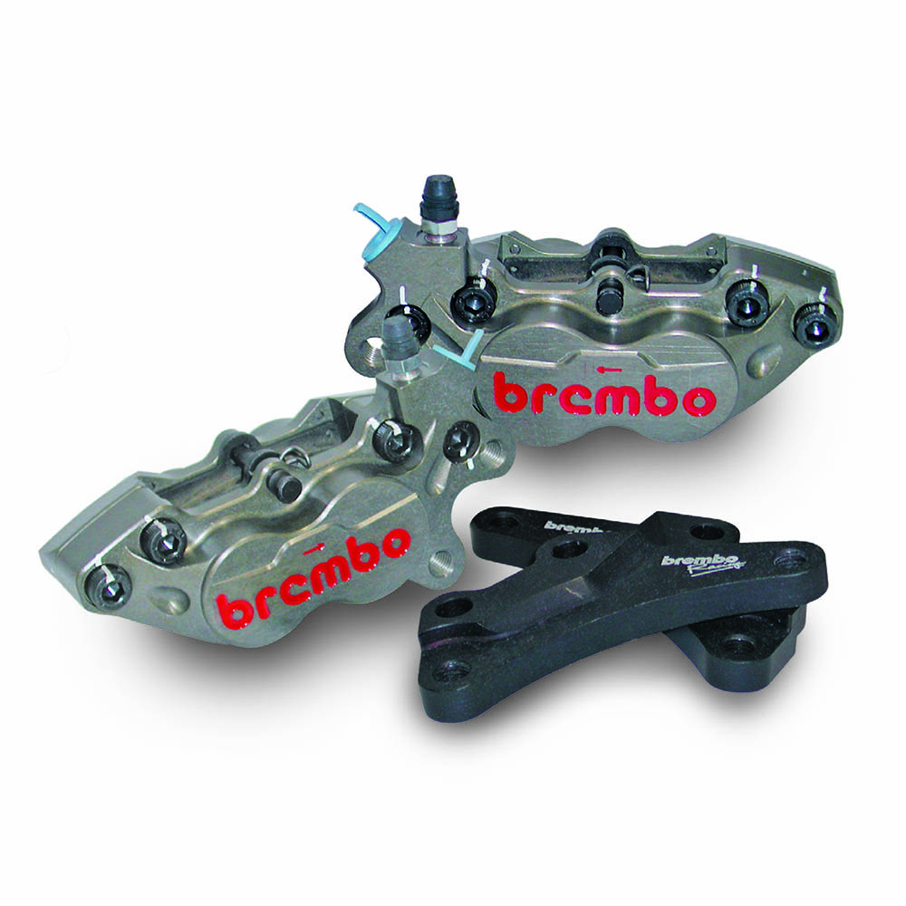 Brembo Maxi Scooter kit: 208B76510