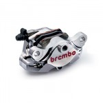 BREMBO RACING PINZA POSTERIORE SUPERSPORT CNC<BR/>120A44110<BR/>120A44130<BR/>120A44140