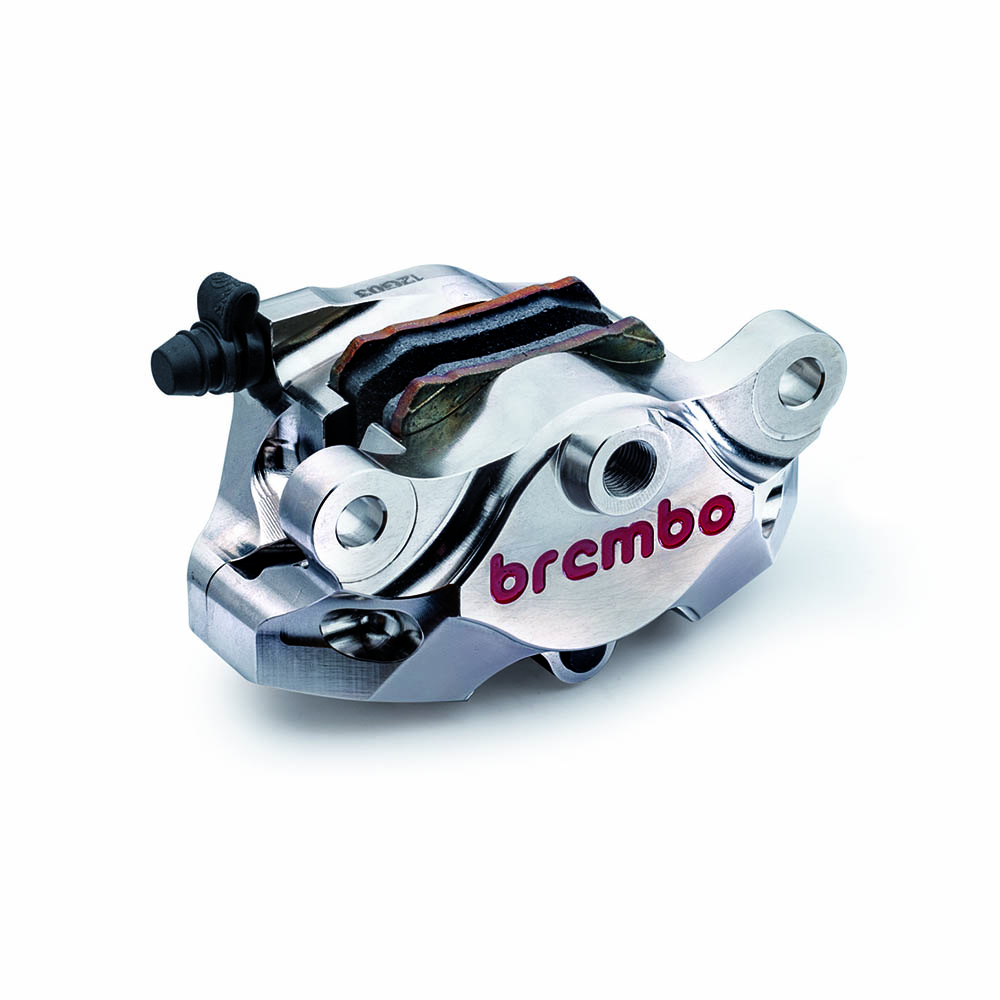 BREMBO RACING PINZA POSTERIORE SUPERSPORT CNC120A44110120A44130120A44140
