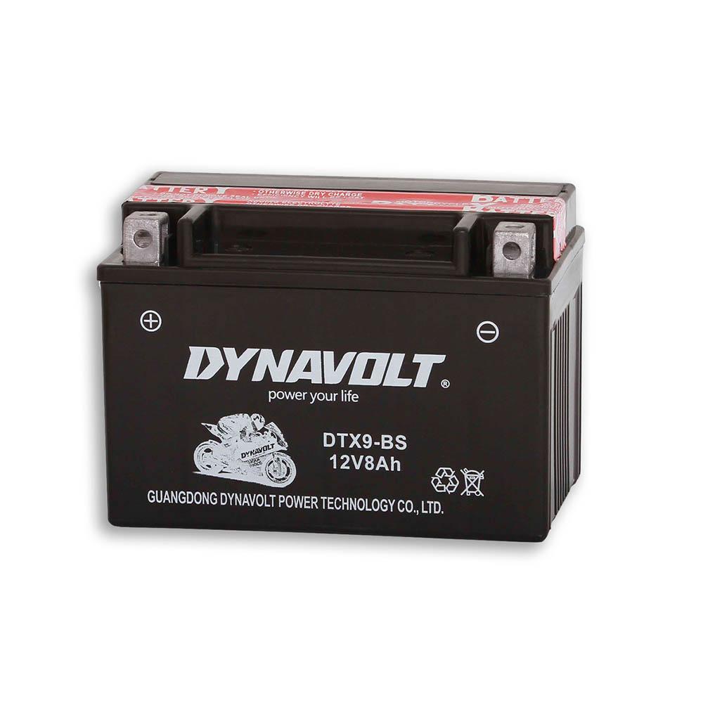 Dynamo-Batterie-DTX9-BS