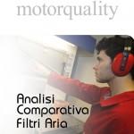 TEST COMPARATIVO FILTRI ARIA