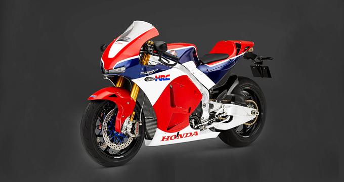"""HONDA RC 213 V-S: l'eccellenza delle moto """"da strada"""" con Brembo e Marchesini."""