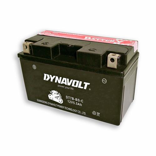 DYNAVOLT BATTERIE MODELLO: DT7B-BS-C