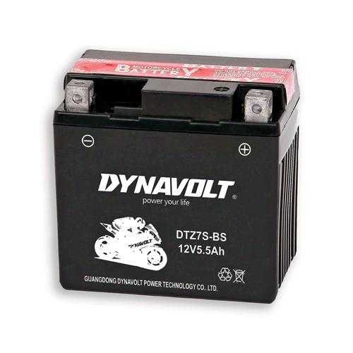 DYNAVOLT BATTERIE MODELLO: DTZ7S-BS