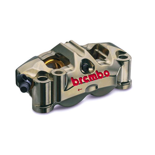 BREMBO RACING KIT PINZE RADIALI GP4-RR <BR /> XA933A0