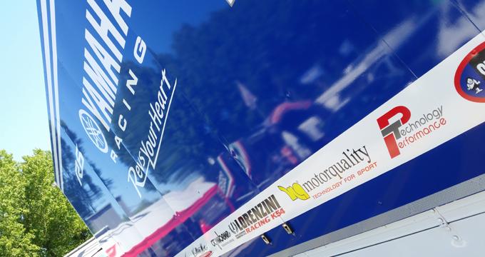 Il CIV è ripartito dall'autodromo Enzo e Dino Ferrari di Imola, e Motorquality era presente con la sua struttura di supporto a moltissimi dei Team partecipanti.