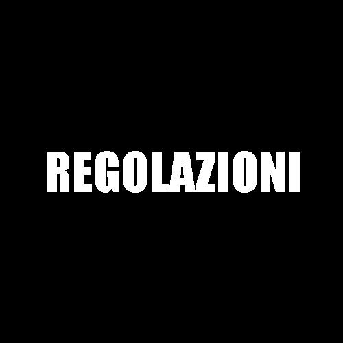 REGOLAZIONI