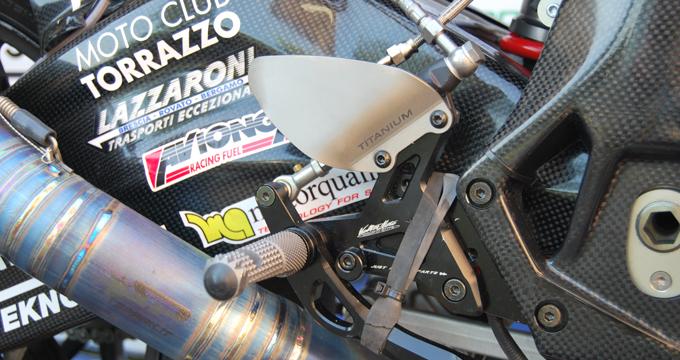Motorquality al TT Man 2017 con Marco Pagani