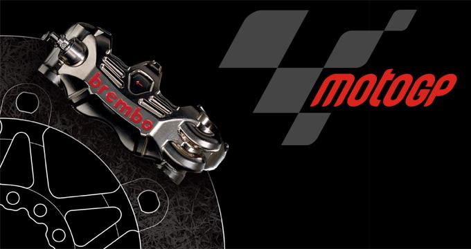 E' Brembo il vero protagonista della MotoGP!