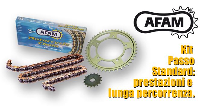 AFAM – Scopri il Kit Passo Standard.