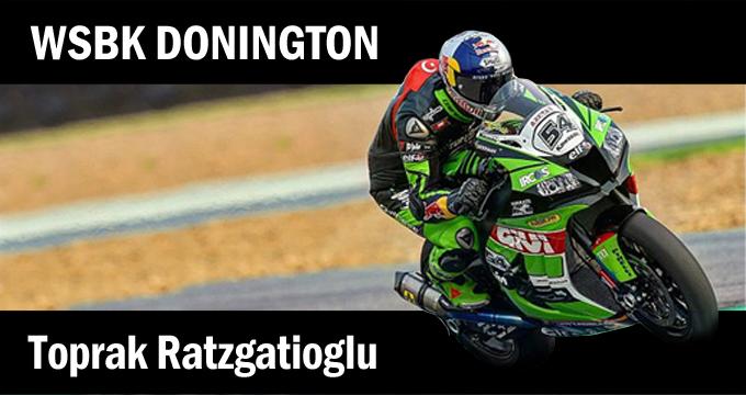 Prestazione maiuscola del rookie Toprak Ratzgatioglu sul circuito britannico di Donington.