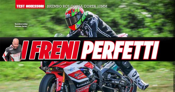 La pompa freno Brembo RCS Corsa Corta raccontata da Superbike Italia.