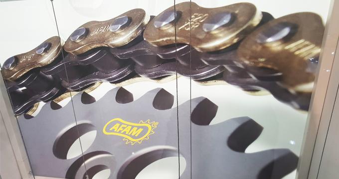 Passa in Eicma: i prodotti AFAM ti aspettano!