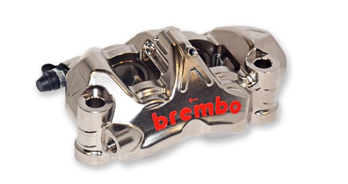 Brembo presenta la nuova pinza GP4-RS. Scopri adesso tutte le sue caratteristiche.