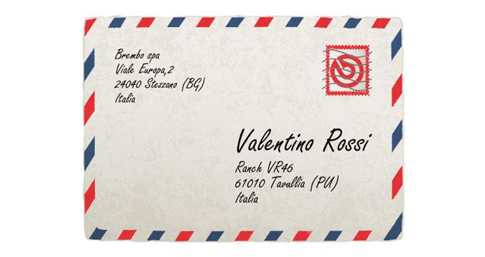 Valentino compie 40 anni! Una carriera costellata di Record, tutti realizzati con gli impianti frenanti Brembo.