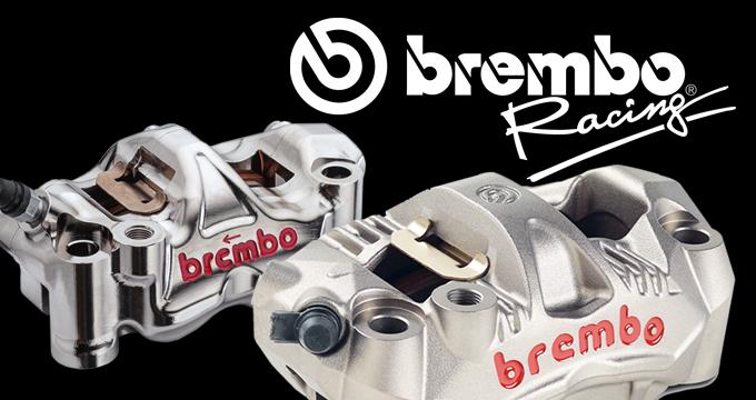 In pista come in strada scegli le pinze Brembo: Pure Racing!