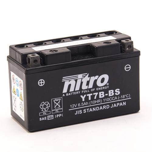 NITRO BATTERIE MODELLO: NT7B-BS