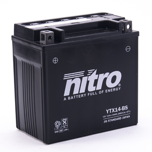 NITRO BATTERIE MODELLO: NTX14-BS