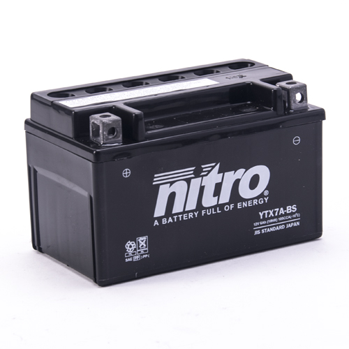NITRO BATTERIE MODELLO: NTX7A-BS