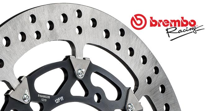 Dischi Brembo Racing: utilizzati dalla quasi totalità dei piloti del mondiale WSS!