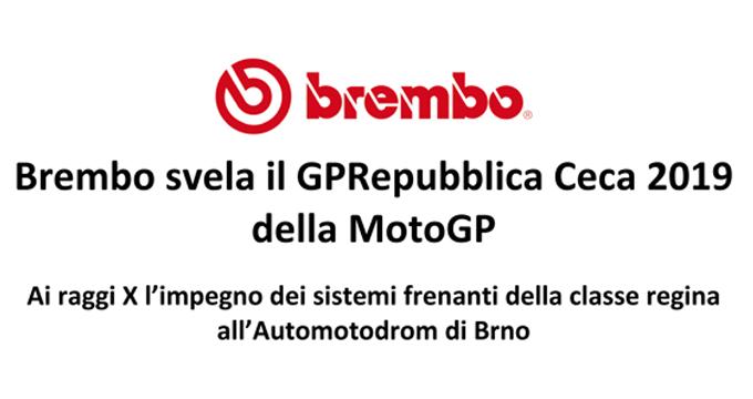 Microsoft Word - Brembo svela il GP Repubblica Ceca 2019 della M