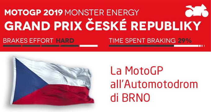 Brembo svela il GP Repubblica Ceca 2019 della MotoGP.
