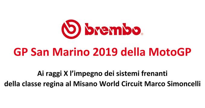 Microsoft Word - Brembo svela il GP San Marino 2019 della MotoGP
