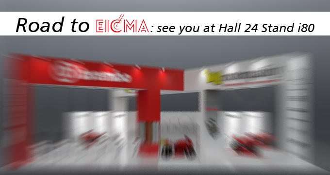 Road to EICMA