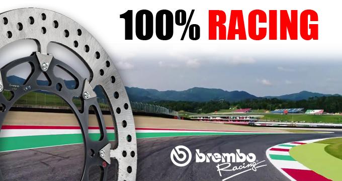 Brembo Racing Dischi: la scelta dei campioni!