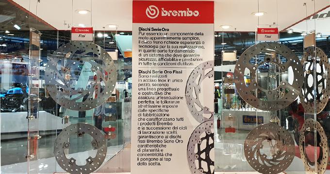 Dischi Brembo Serie Oro: vieni a scoprire il mito!