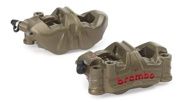Novità Eicma: Brembo presenta la Pinza GP4-RR.