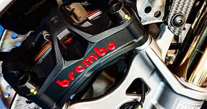 Pinze freno Brembo: the right choice!