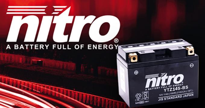Nitro: la scelta perfetta per la tua moto!