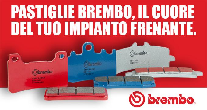 Pastiglie Brembo: scegli il cuore del tuo impianto frenante!