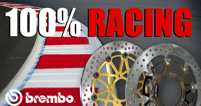 Brembo Dischi Racing: la scelta dei campioni.