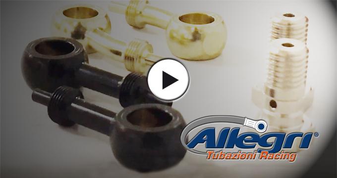 Cerchi i tubi per la tua moto? Scegli il sistema Allegri Global System.