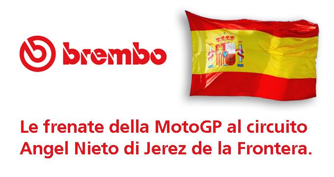 Vuoi sapere di più sulla tappa MotoGP a Jerez? Leggi dati e telemetrie Brembo.