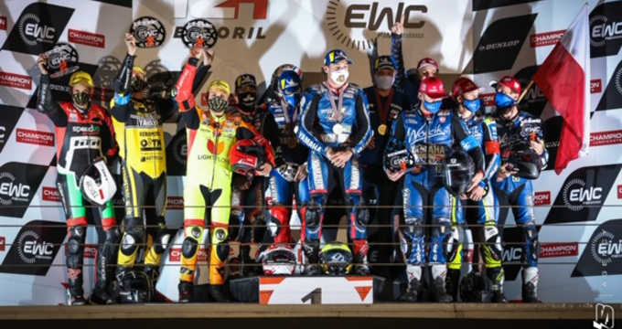 EWC 2019/2020: Aviobike conquista Estoril.