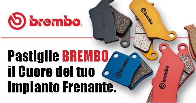 Pastiglie Brembo: soddisfano ogni tua esigenza!