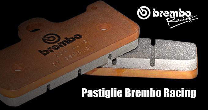 Pastiglie Brembo Racing: il meglio per la tua moto!