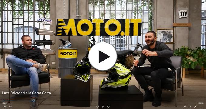 Moreno Pisto e il pilota youtuber Luca Salvadori raccontano la pompa freno Brembo RCS Corsa Corta.