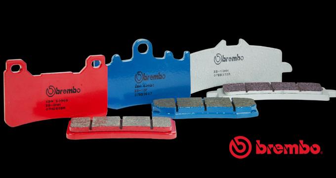 Pastiglie freno Brembo: scegli il meglio per il tuo impianto frenante.