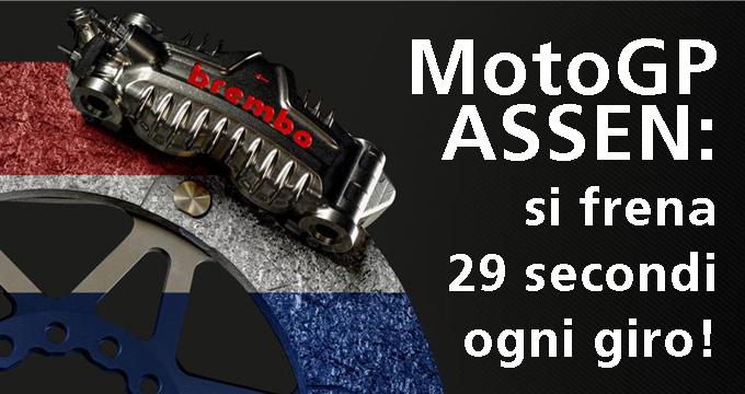 L'impianto Brembo e il ruolo dei cerchi Marchesini per il GP Olanda e la tua moto.