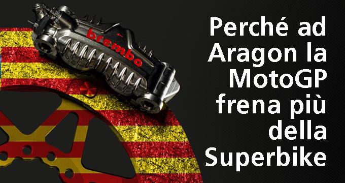 L'importanza dei dischi Brembo in carbonio per i prototipi e i top di gamma per le moto stradali.
