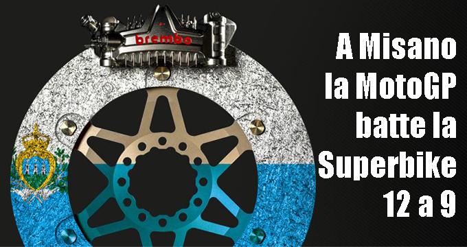 Le specifiche della MotoE e le frenate del GP San Marino, oltre ai freni Brembo per le elettriche stradali.