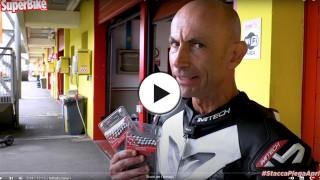 Pastiglie Brembo SR: test in pista al Mugello con Superbike Italia!